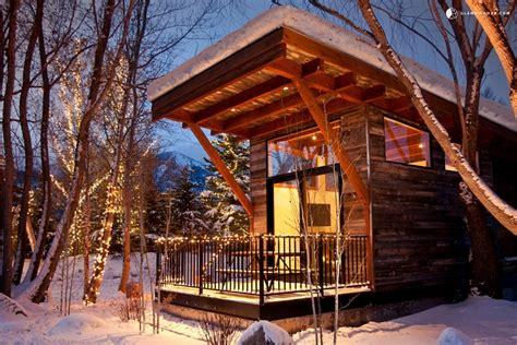 unique luxury cabins wyoming cabins teton national park