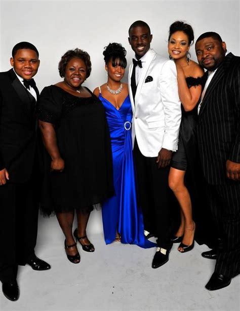 the cast of house of payne photos