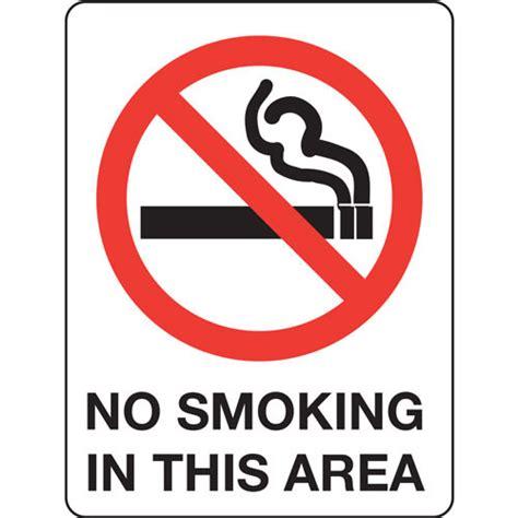 no smoking sign location no smoking in this area
