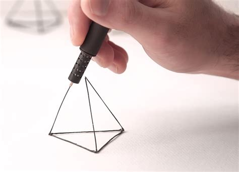3d printing pen turns doodles into sculptures a 3d printing pen that lets you doodle in the air