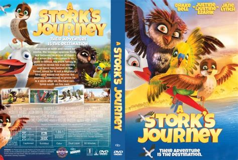 a storks journey a stork s journey dvd covers labels by covercity