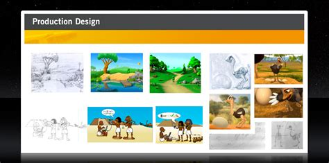 animation layout and design production design for animation graphic design web