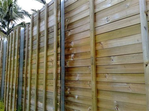 Shiplap Fence by Acoustic Barriers And Acoustic Fencing