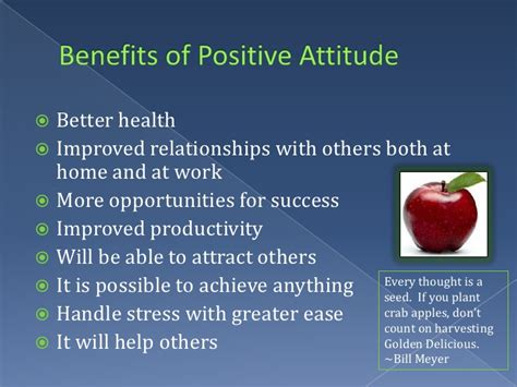 8 Tips On Maintaining A Attitude At Work by A Positive Attitude Is Contagious