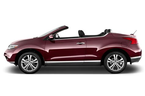 Nissan Convertibles 2013 Nissan Murano Crosscabriolet Reviews And Rating