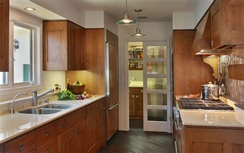 a diversity of door styles to hide your pantry with