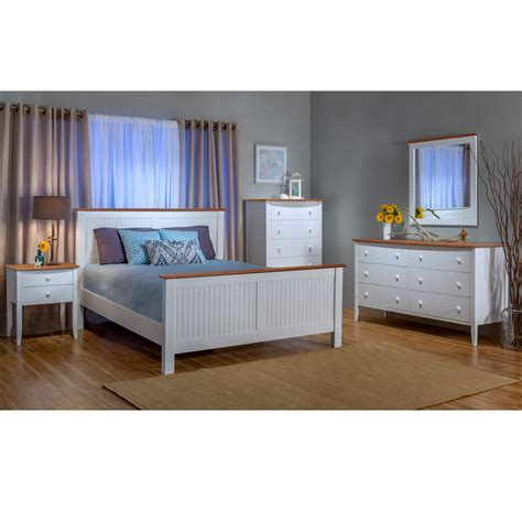 Coastal Ls For Bedroom by Coastal Panel Bed Bernie Phyl S Furniture By New