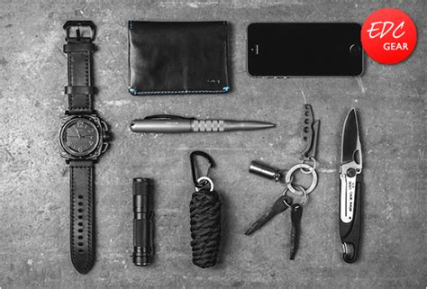 tactical items edc gear tactical style