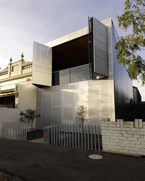 Contemporary Façade Romanticizes Victorian And Edwardian