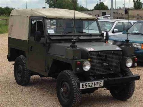 land rover series 3 4 door 1984 land rover series iii air portable original