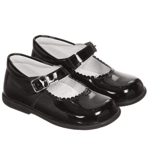 Patent Leather by Children S Classics Black Patent Leather Shoes