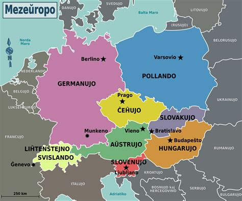 map of central europe file central europe regions eo png wikimedia commons