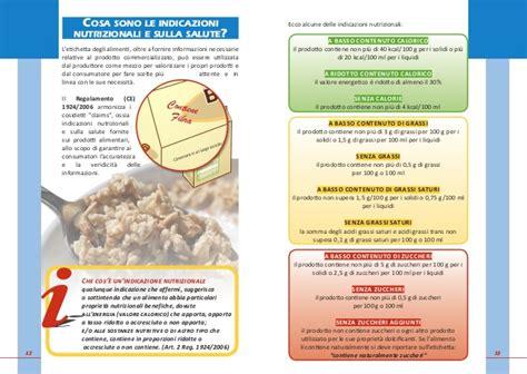 etichettatura degli alimenti etichettatura degli alimenti