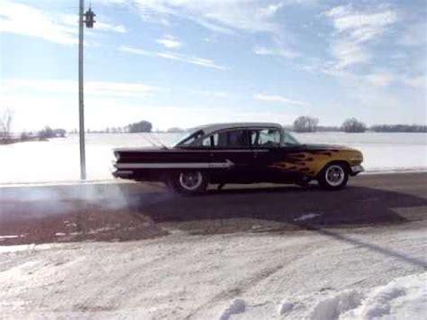 Kaos Impala Tm 6 1960 Impala Burnout 1