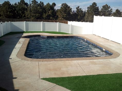 Backyard Landscaping Cost Swimming Pools In Allgreen Grass