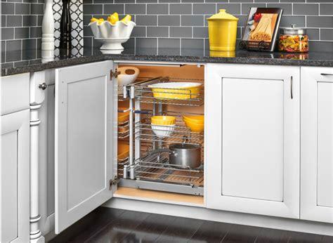 rev a shelf blind corner cabinet system rev a shelf basket organizer maximizes blind corner