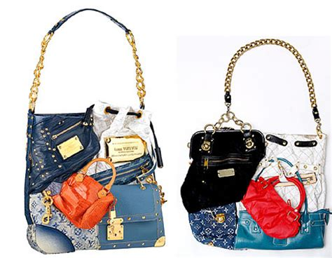 Louis Vuitton Louis Vuitton Tribute Patchwork Bag by Most Expensive Luxury Brands Luxuryhomes