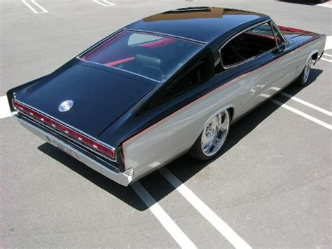 1967 chip foose dodge charger overhaulin television