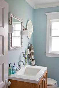 25 best ideas about blue bathroom paint on pinterest