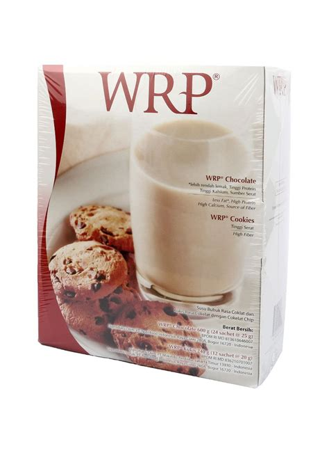 Wrp 6 Day Diet Pack Rjshop66 wrp diet pack 6 day 36 s box klikindomaret