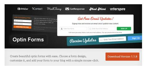 free opt in form templates top 9 email list building plugins for