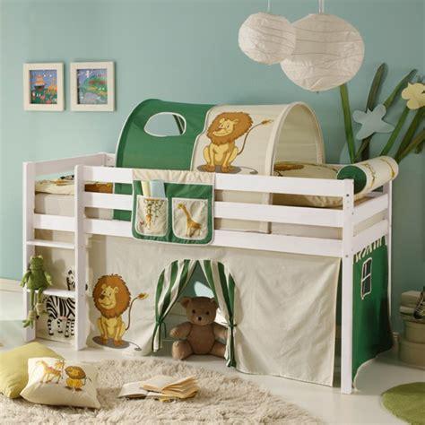 Babyzimmer Junge Gestalten 3000 by Vorhang Bettvorhang Stoff Safari Dschungel F 252 R Hochbett