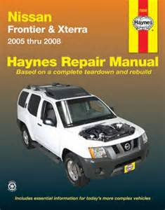 2008 Nissan Xterra Manual Document Moved