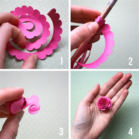 How To Make Rolled Paper Flowers - the craft patch pumpkin decorating idea witch pumpkin