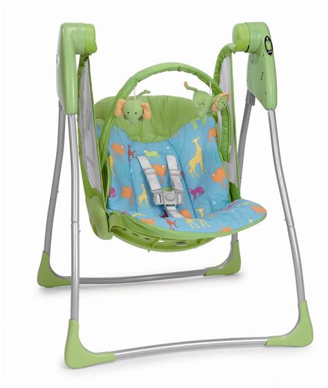 swing for baby boy graco baby delight swing g1h98guse gubibaby