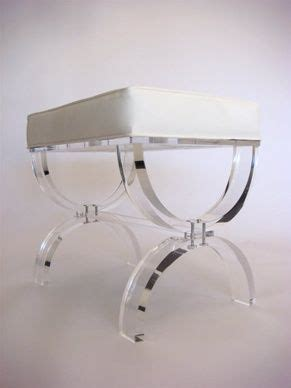 acrylic vanity bench 25 best ideas about vanity stool on pinterest diy stool vanity stools and benches and fuzzy