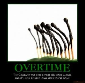 funny working overtime quotes. quotesgram