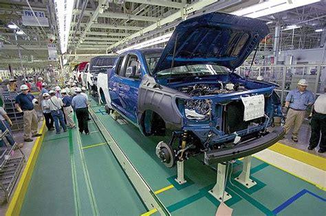 Toyota Plant San Antonio Toyota Asks Truck Suppliers No Layoffs