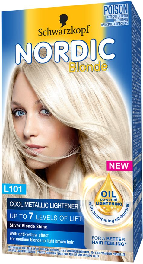 hair color schwarzkopf thr ratio schwarzkopf nordic blonde nordic blonde l101 cool
