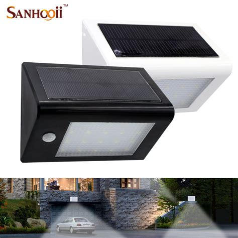 solar garage lights get cheap solar garage lights aliexpress