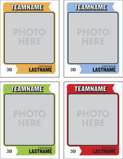 Illustrator Baseball Card Template by Baseball Quotes