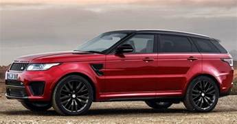 Electric Cars 2018 Models 2018 Range Rover Sport Hybrid Specs Price And Release
