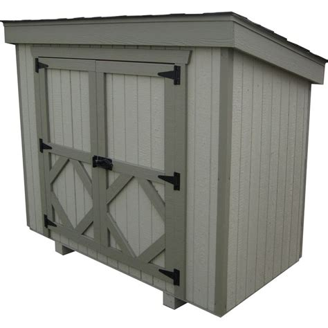 Garbage Can Sheds by Best 25 Garbage Can Shed Ideas Only On