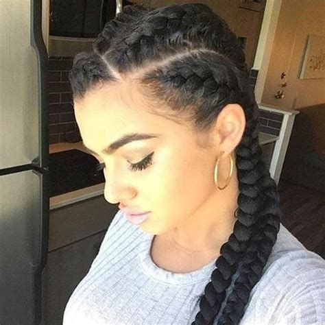 easy maintenance hairstyles for black women beauty goddess braids hairstyles for black women consider