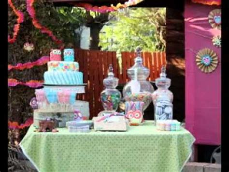 simple diy birthday table decoration ideas