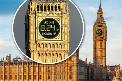 Bigben Berryco big ben goes digital tourist attraction in to change forever daily