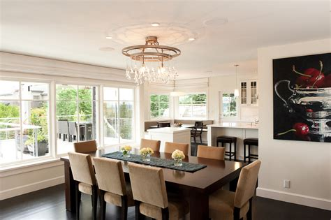 Lovely Glass Dining Table Set Decorating Ideas How To Decorate Your Dining Table