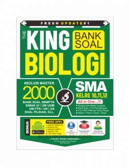 Fresh Update Mega Bank Soal Matematika Sma Kelas 1 2 4 the king bank soal biologi sma kelas 10 11 12 buku edukasi