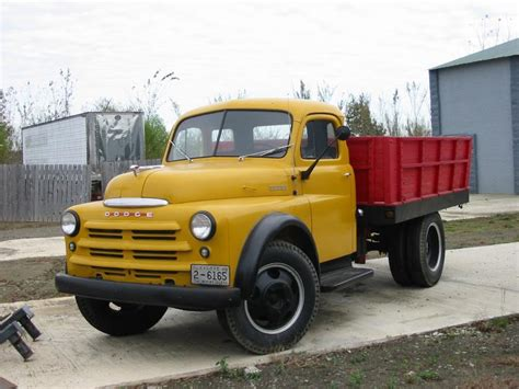 Image Gallery old dodge dump trucks