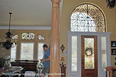 Decorative Window Treatments Faux Iron Window Treatment The Decorative Iron Window