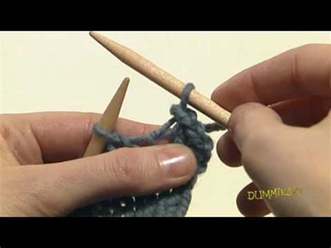 how to end a knit how to bind your knitting for dummies