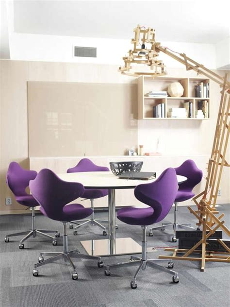 small conference room cpf office images pinterest small office meeting room interior design with purple