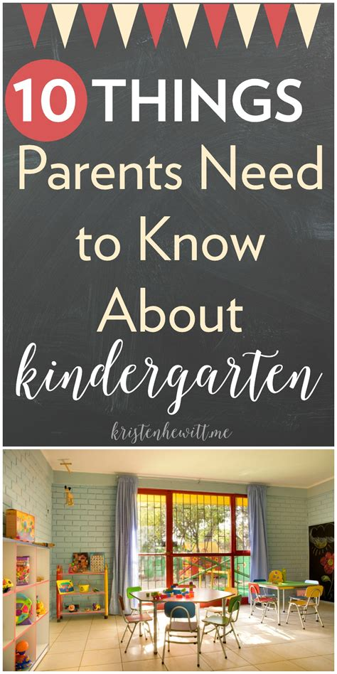 10 Lessons Everyone Needs To by 10 Lessons Parents Learn In Kindergarten Kristen Hewitt