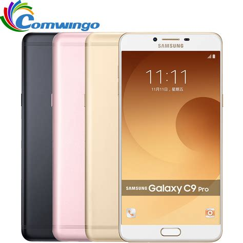 Samsung Galaxy C9 Pro C9000 By Imak Concise Cowboy Gal C9 Pro aliexpress buy 2016 original samsung galaxy c9 pro c9000 4g lte mobile phone octa