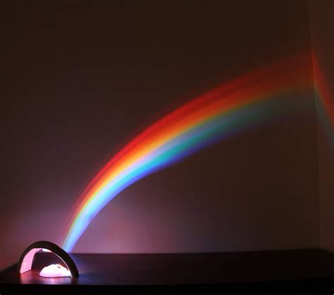 rainbow in my room light rainbow light design decoration
