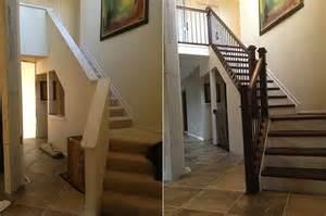 How To Replace Stair Railing by Cincinnati Stair
